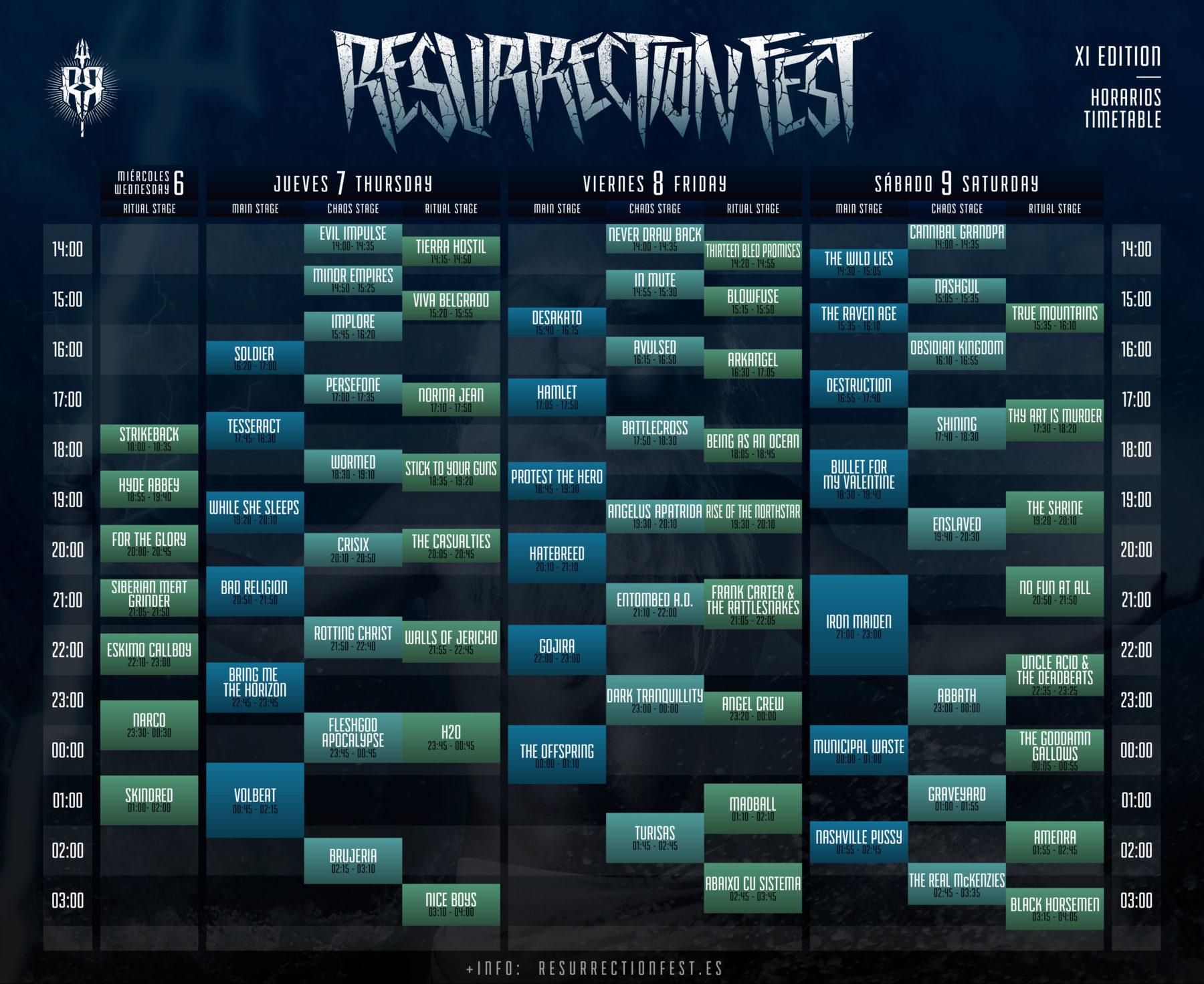 Resurrection-Fest-2016-Running-Order-Overview