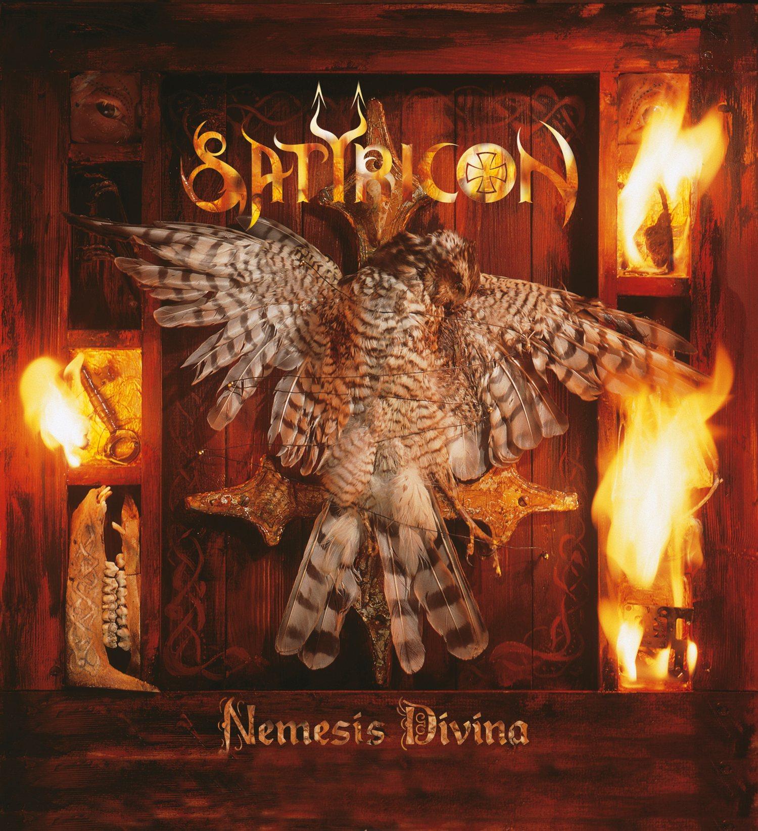 """Celebramos que """"Nemesis Divina"""" de Satyricon cumple hoy 20 años"""