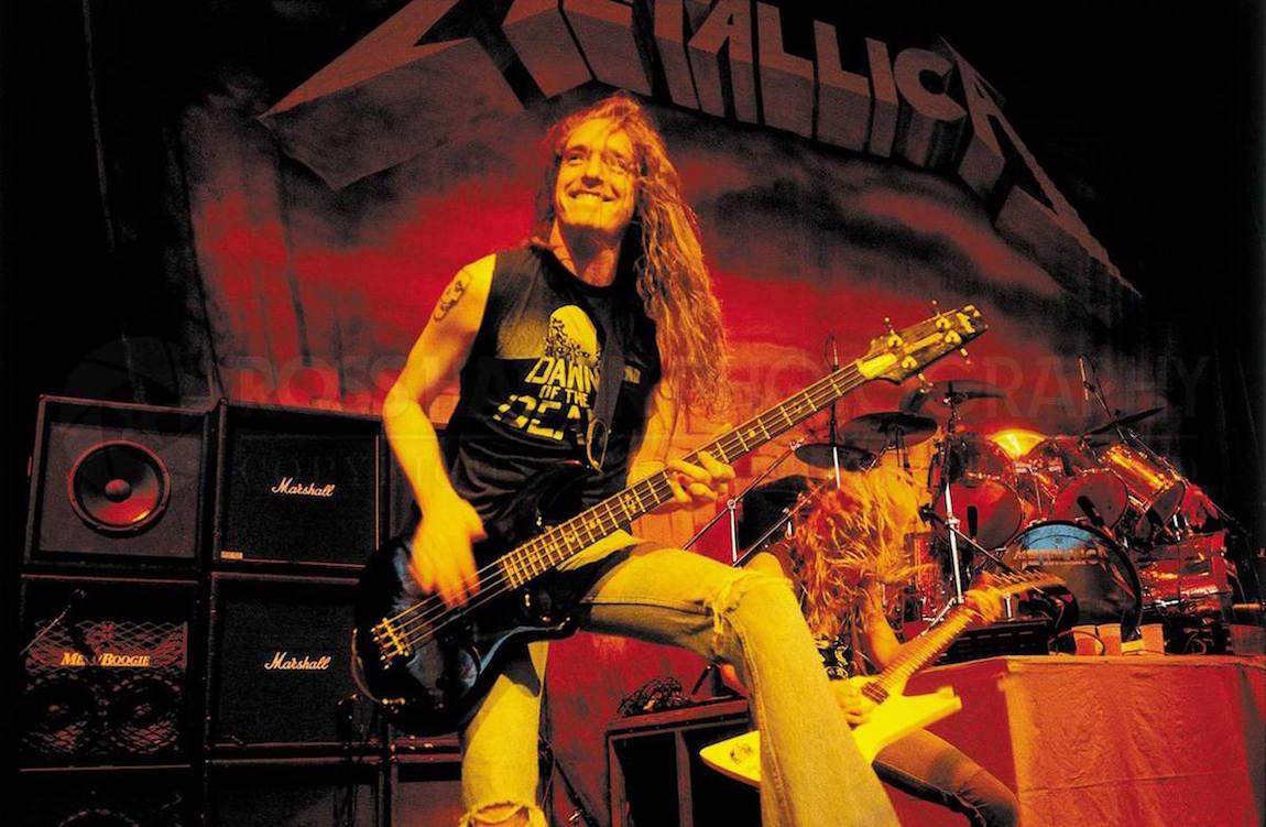 Metallica: Cliff Burton tragedias de la historia musical