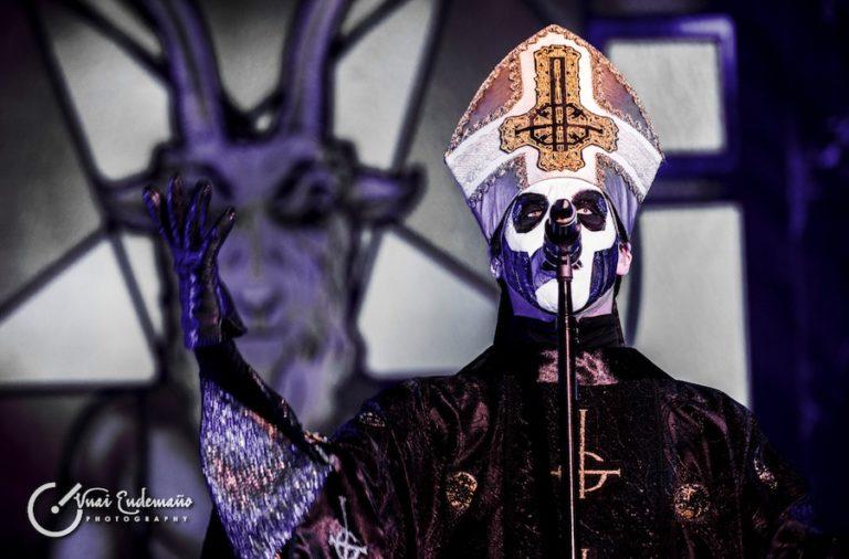 Especial Ghost De Verdad Son Para Tanto Prensa Y Músicos